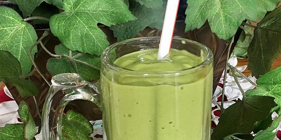 banana avocado and spinach smoothie recipe