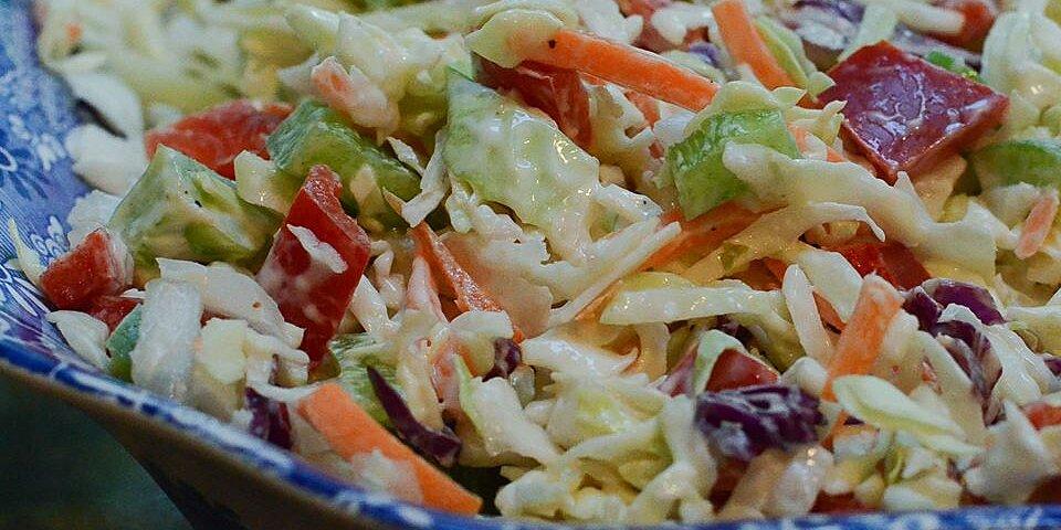california coleslaw recipe