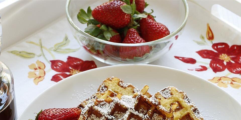 easy french toast waffles recipe