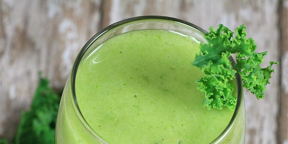 kale banana smoothie recipe