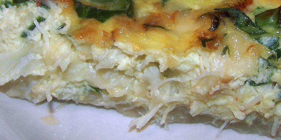 crab and swiss quiche recipe