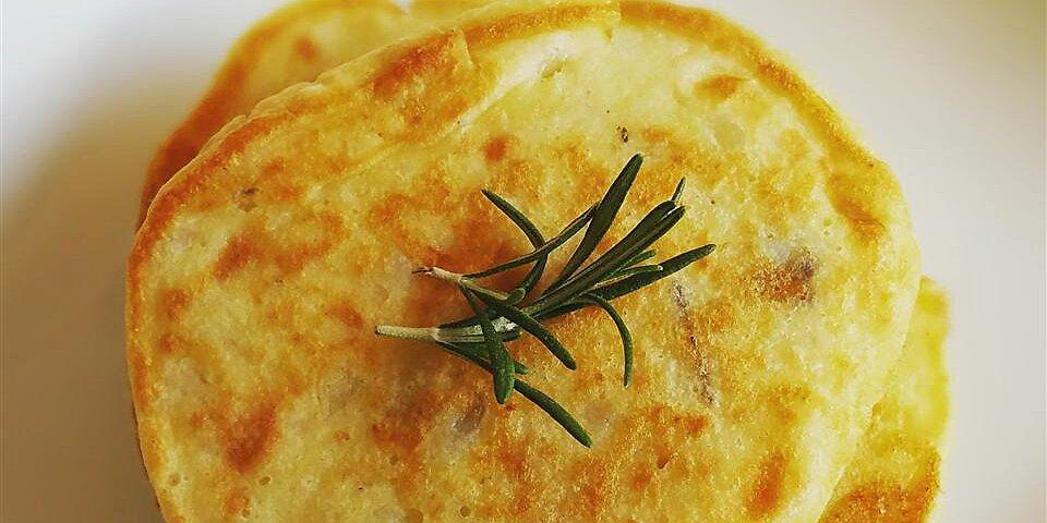 my crispy mashed potato pancake recipe