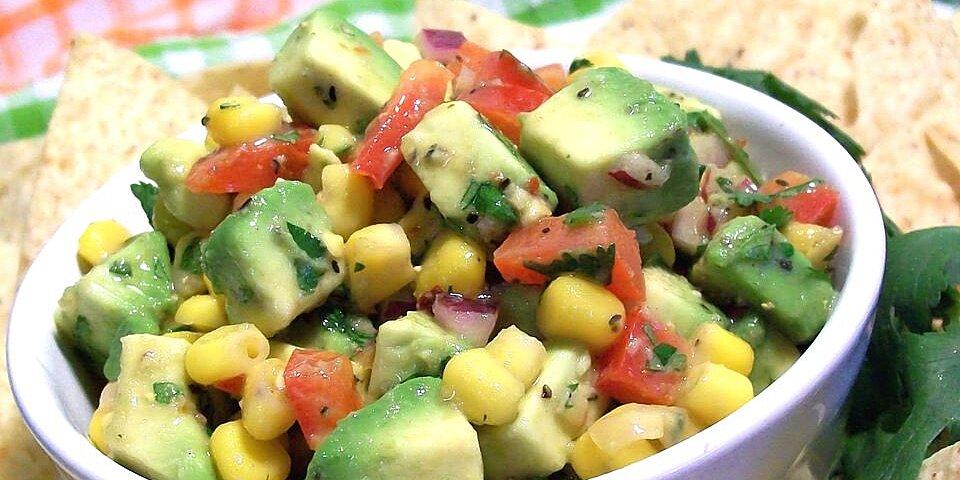 corn and avocado salsa recipe