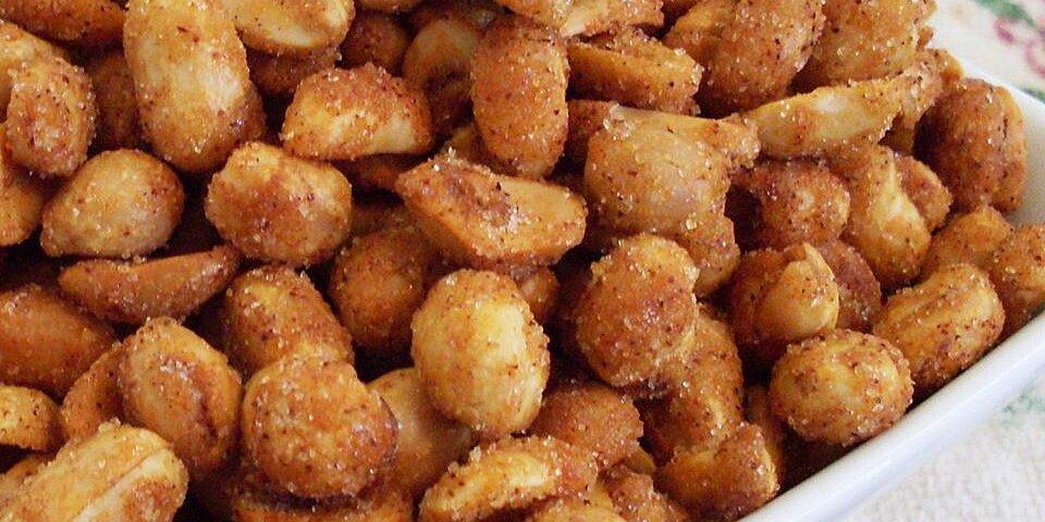 chipotle honey roasted peanuts recipe