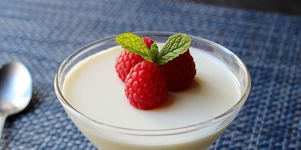 chef johns buttermilk panna cotta