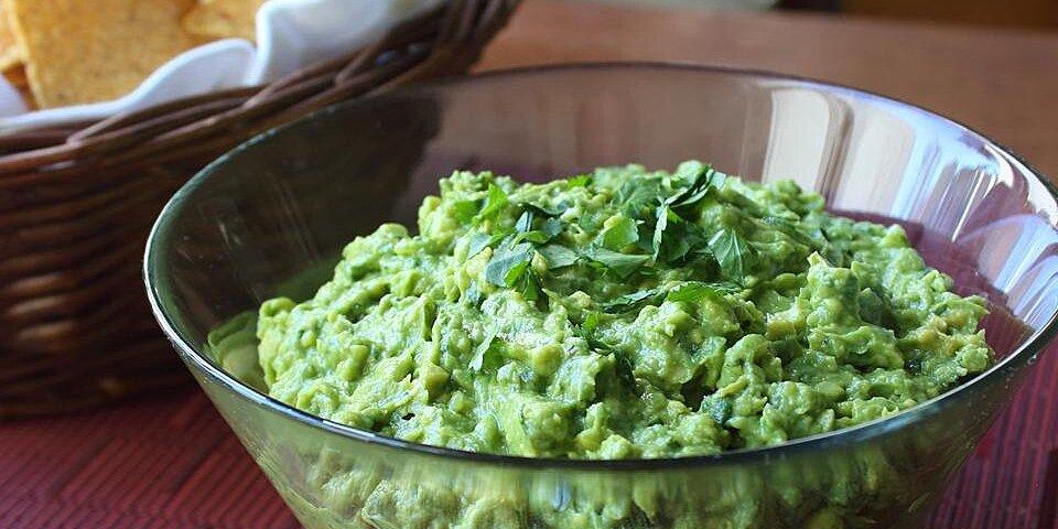 chef johns classic guacamole