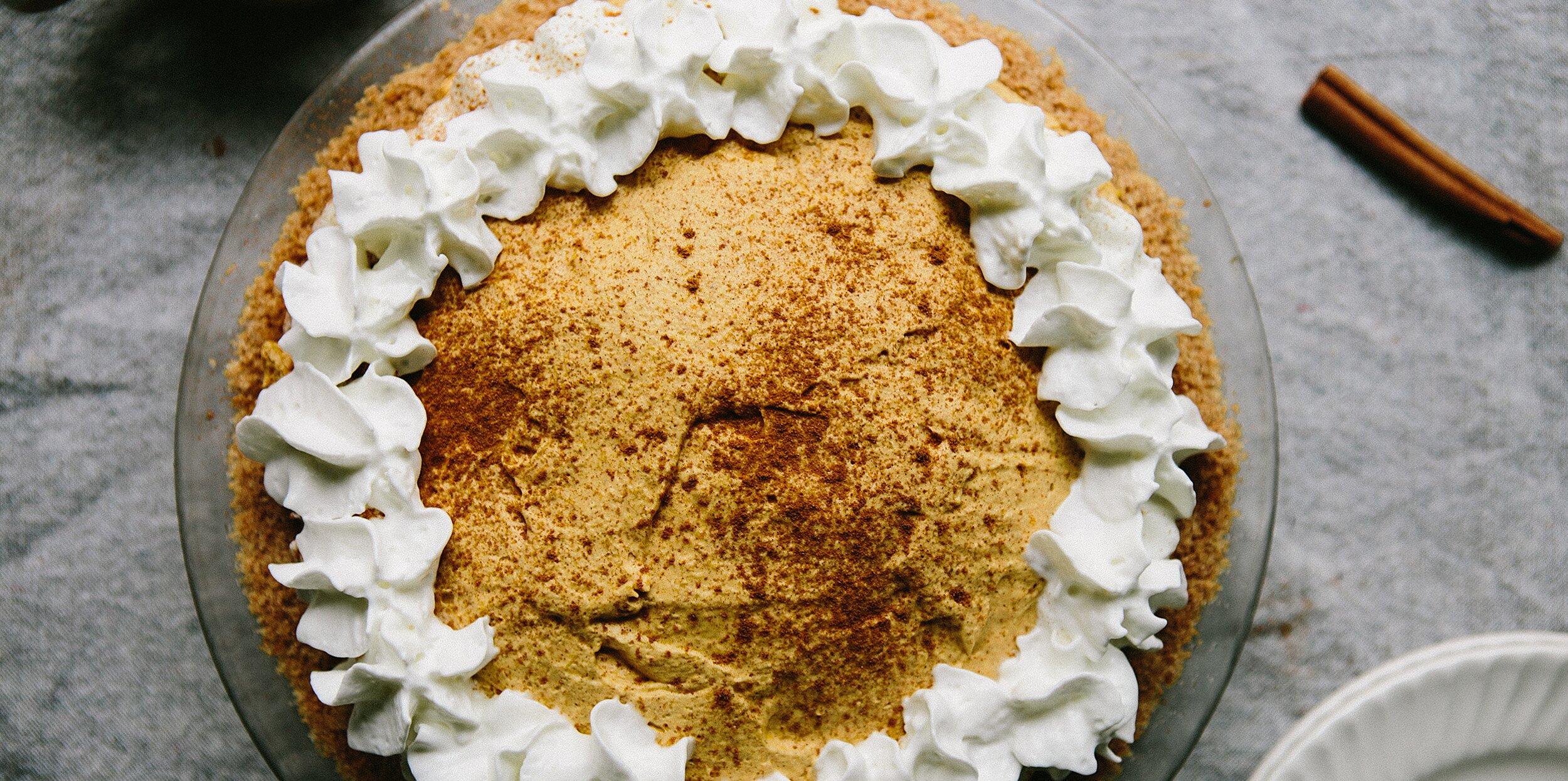 cinnamon toast crusted pumpkin pie recipe