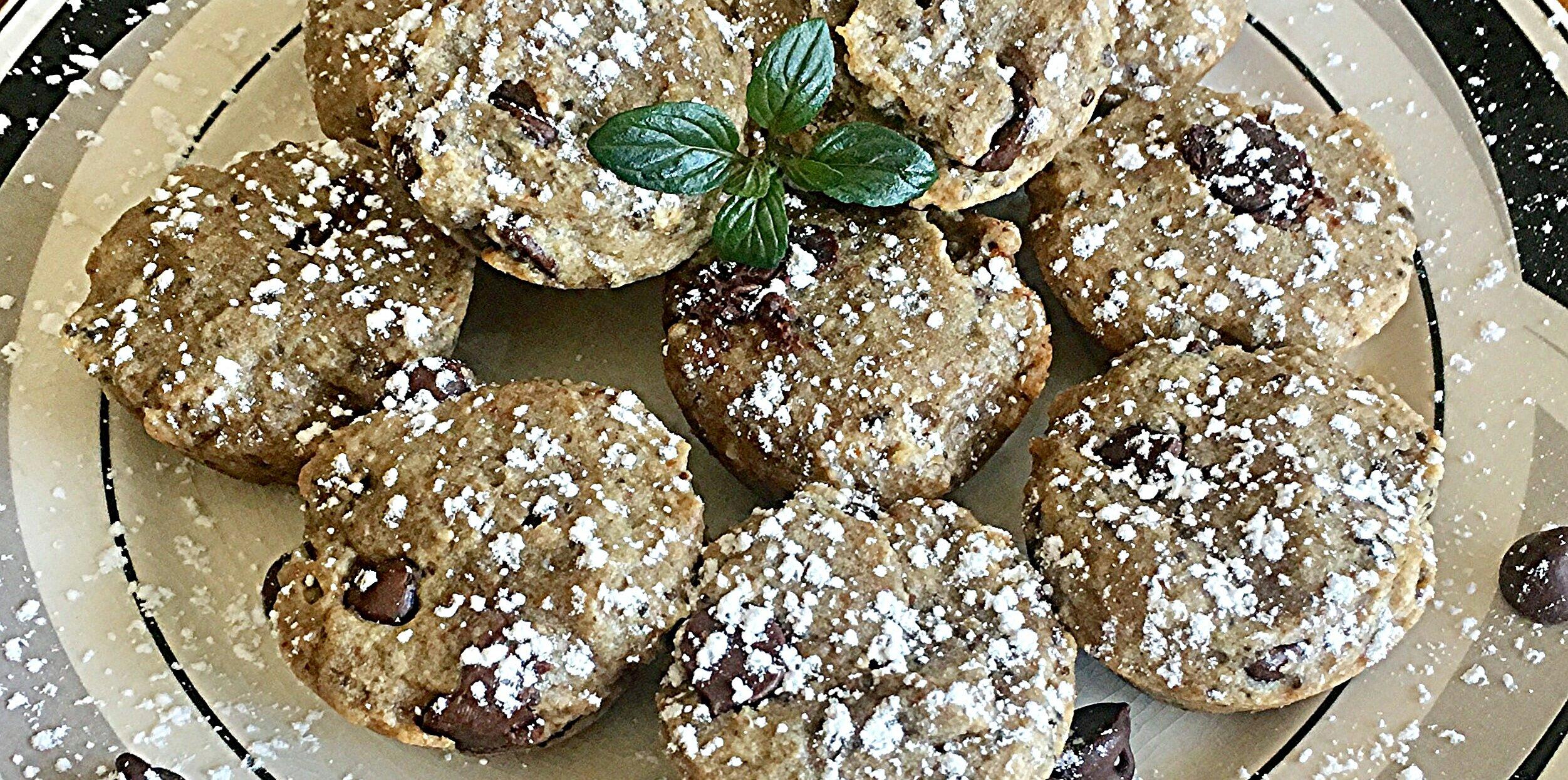 almond chia breakfast bars recipe