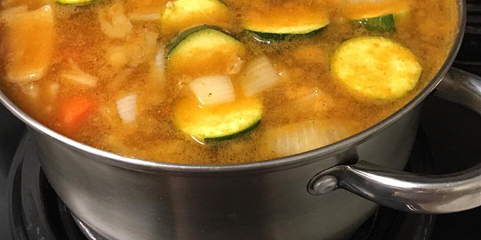albondigas soup iii recipe