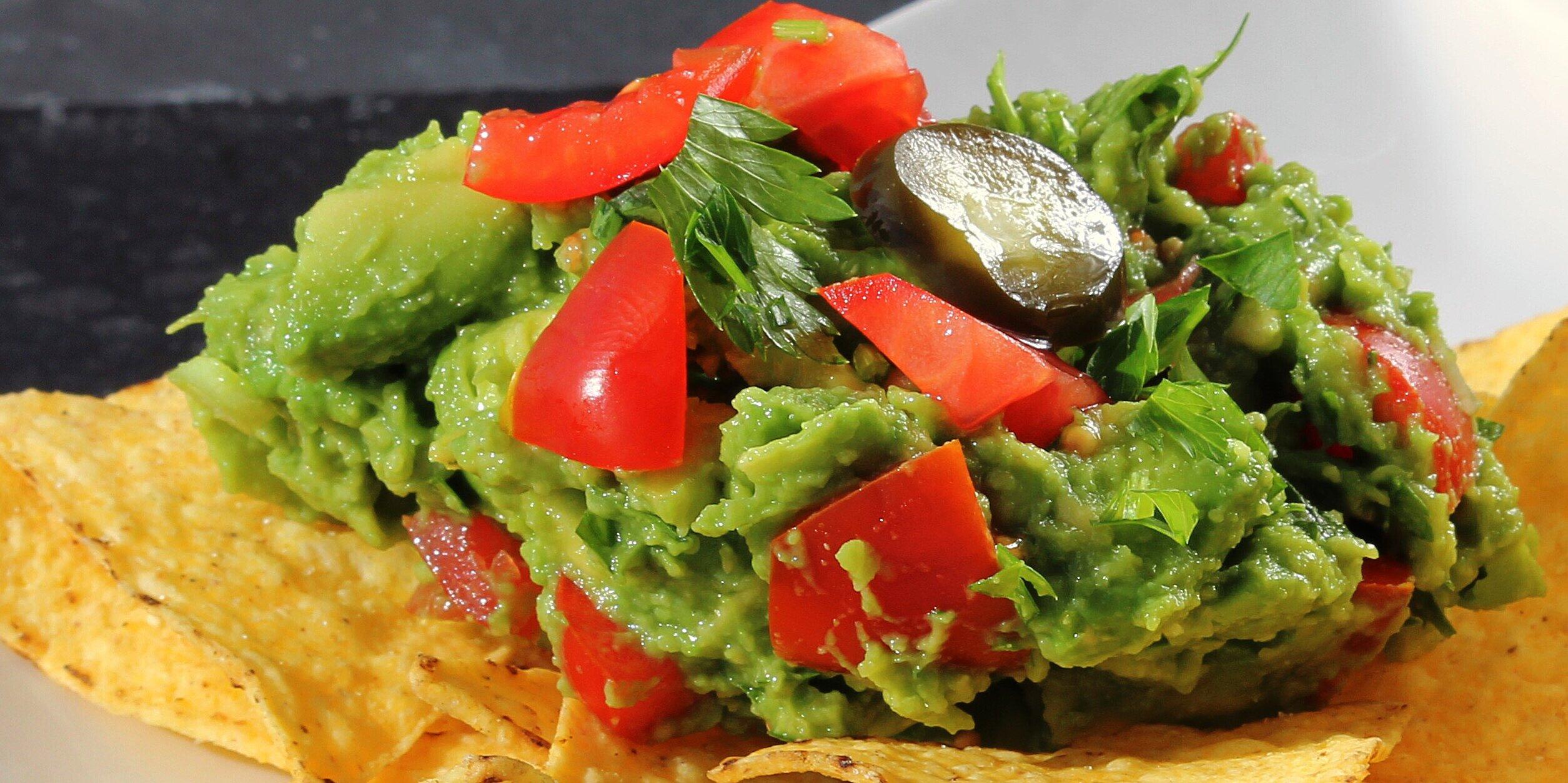 ellens addictive guacamole recipe