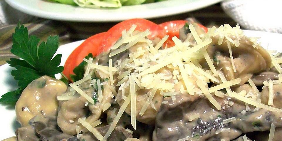 absolutely fabulous portobello mushroom tortellini recipe