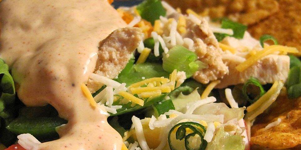 southwest chicken salad ii recipe