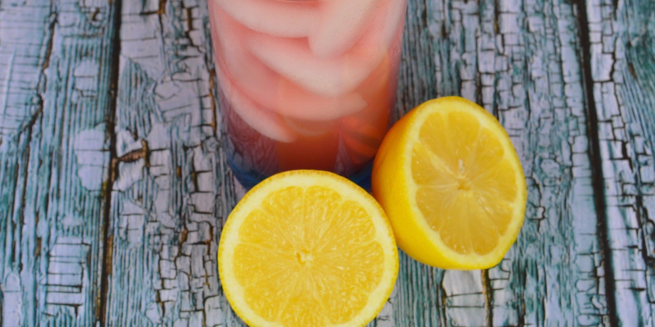 old fashioned pink lemonade recipe