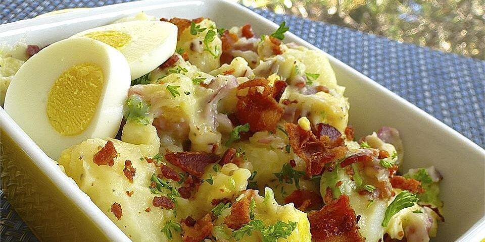 potato salad dressing ii recipe