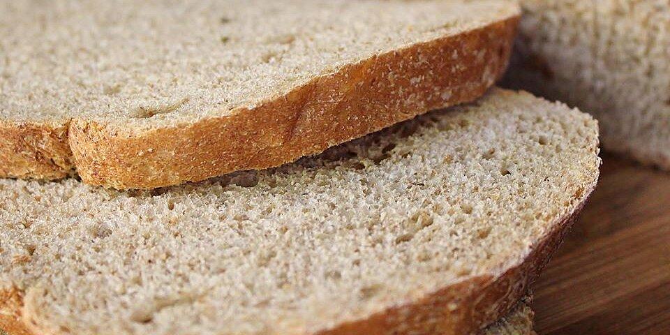 caraway rye bread for the bread machine recipe