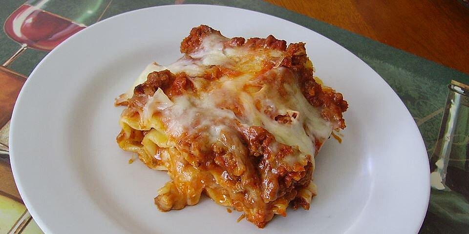beefy lasagna roll ups recipe