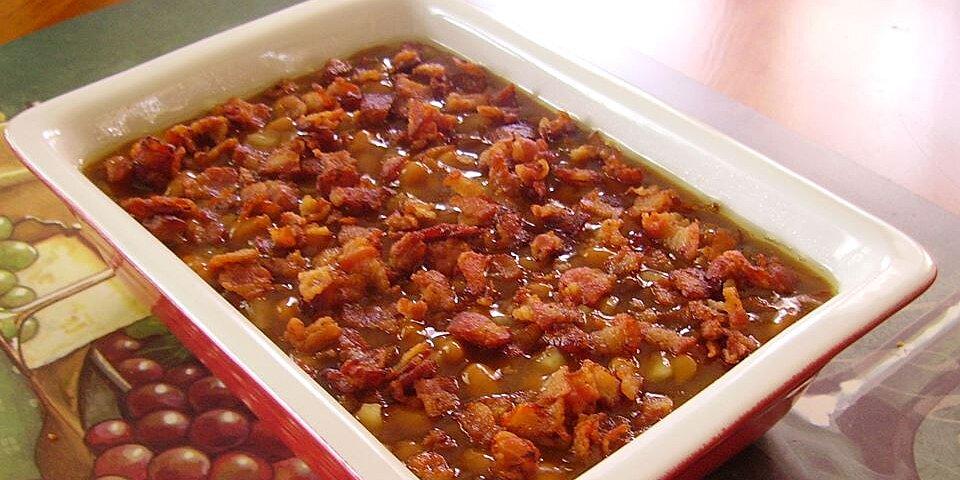 erikas baked beans recipe