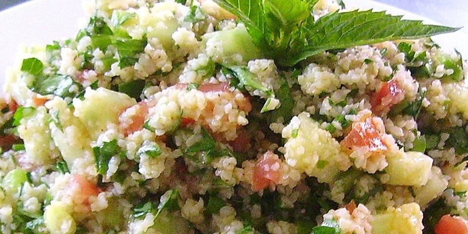 fresh tabbouleh recipe