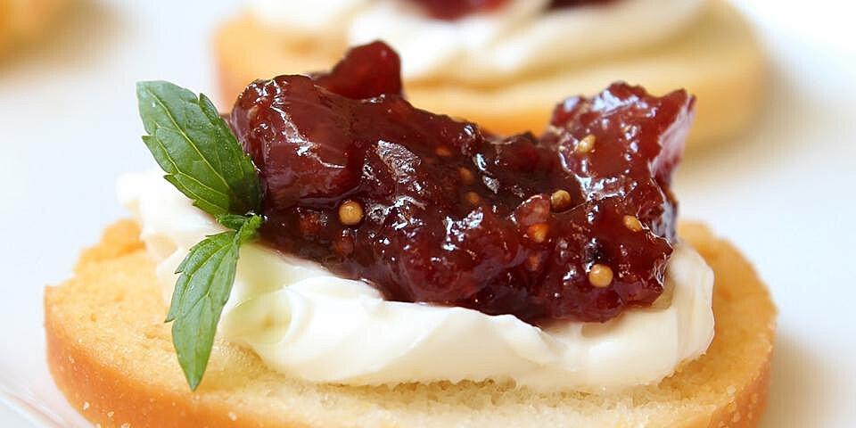 fig and onion spread recipe