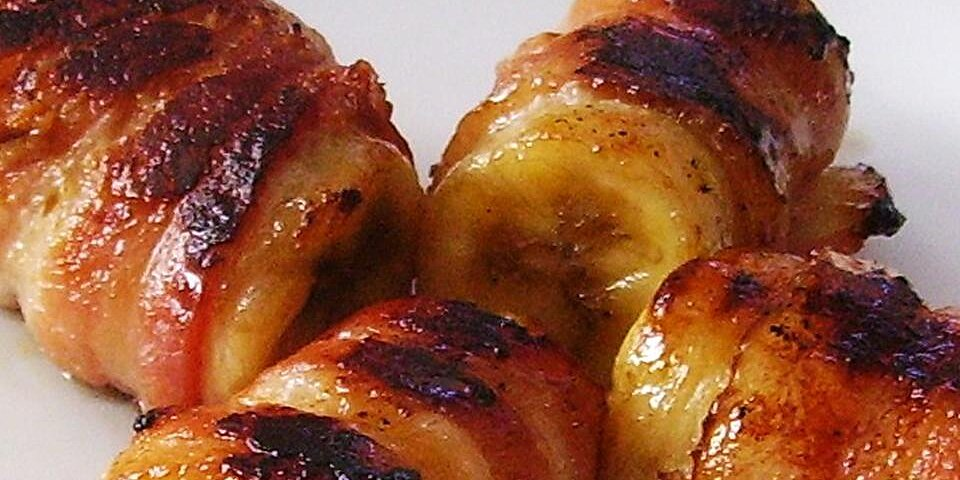 bacon wrapped bananas recipe