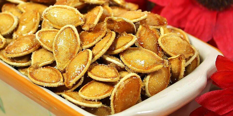 honey pumpkin seeds recipe