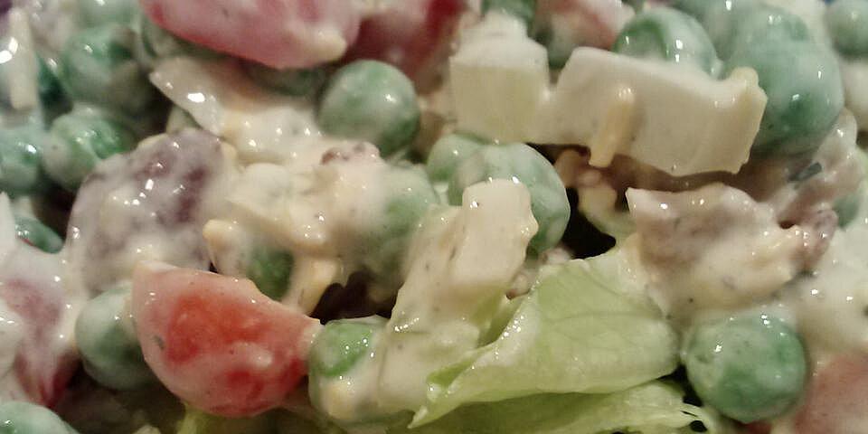 seven layer mixed up salad recipe