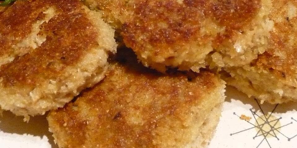 fabiennes black eyed crab cakes recipe