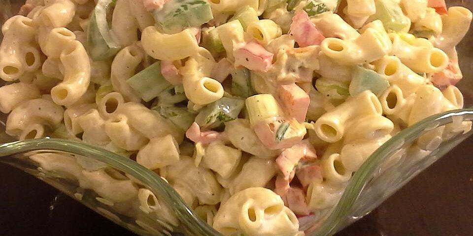simple macaroni salad recipe