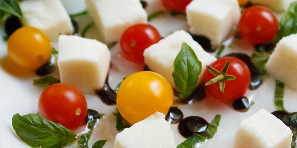 insalata caprese i recipe