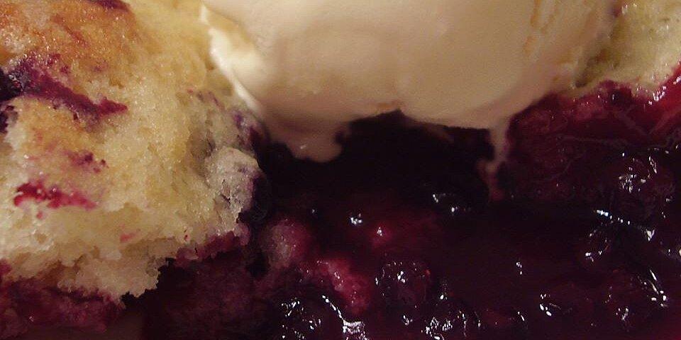 huckleberry buckle ii recipe