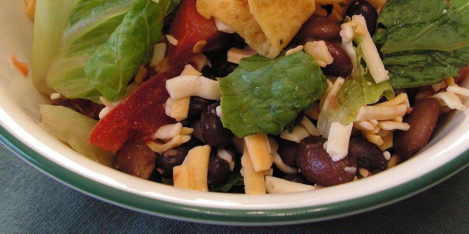 spicy mexican salad recipe