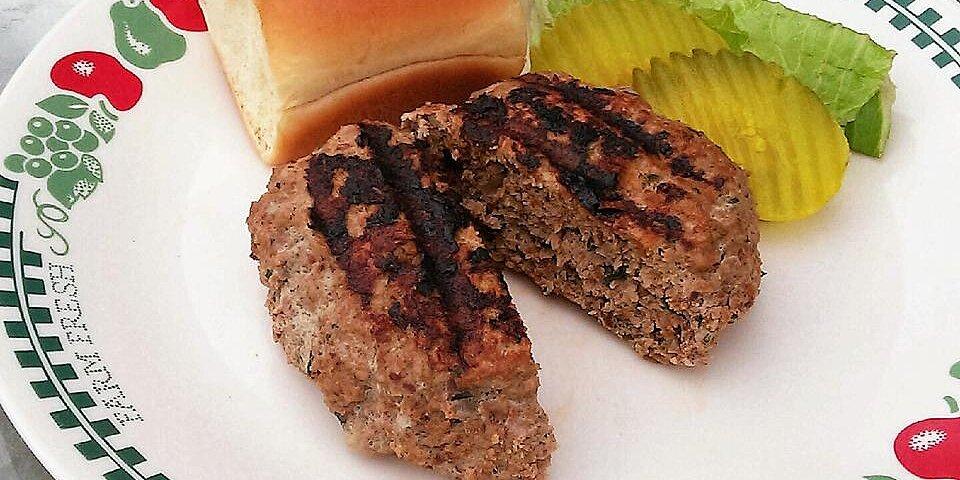 turkey black bean burgers recipe