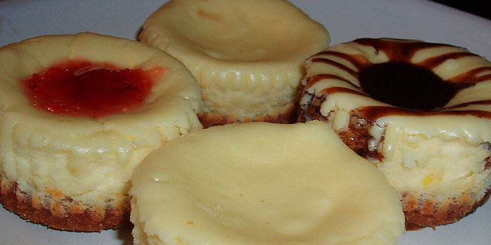 cheesecake cupcakes recipe