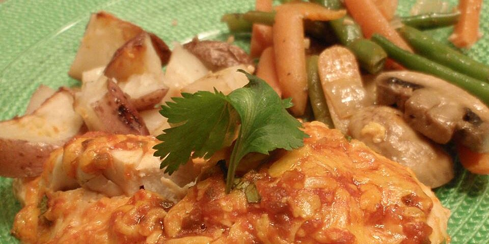 monterey chicken with potatoes recipe