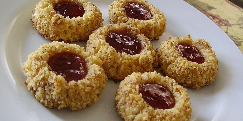 thumbprint cookies i recipe