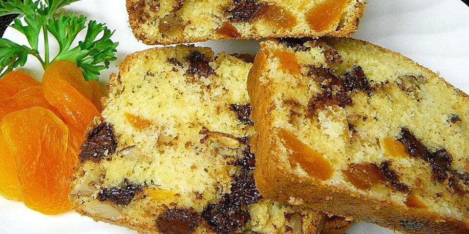 apricot orange bread recipe