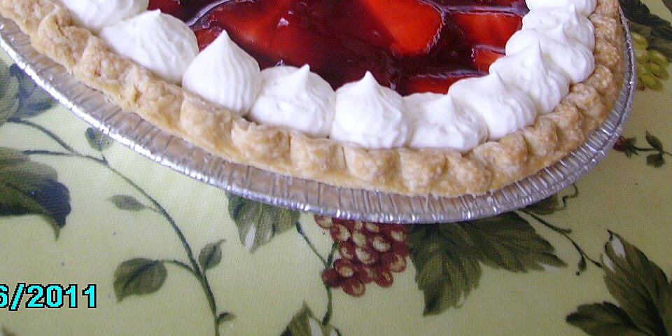 fresh strawberry pie i recipe
