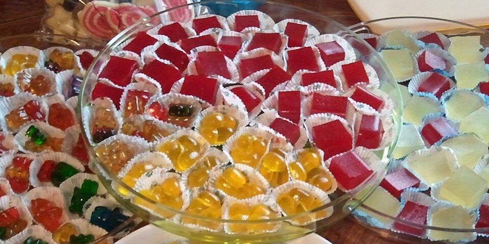 tart lemon drop jelly shots recipe