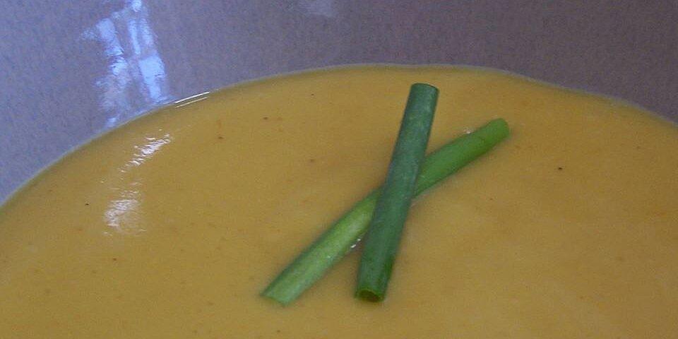okanagan peach soup recipe