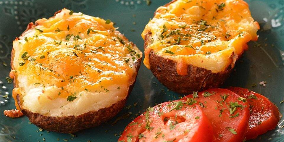 twice baked potatoes i recipe