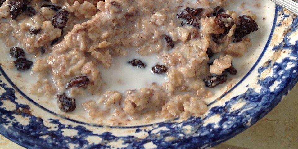 mama bears porridge recipe