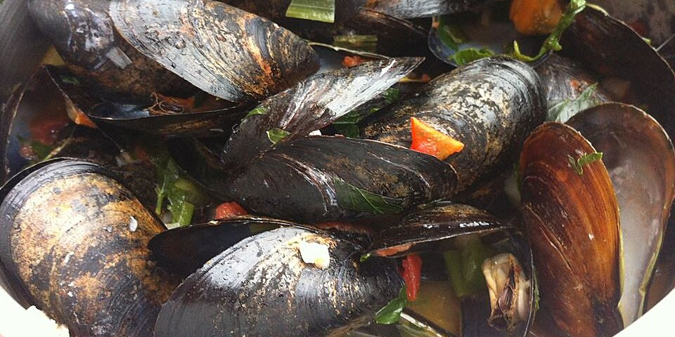 pattis mussels a la mariniere recipe