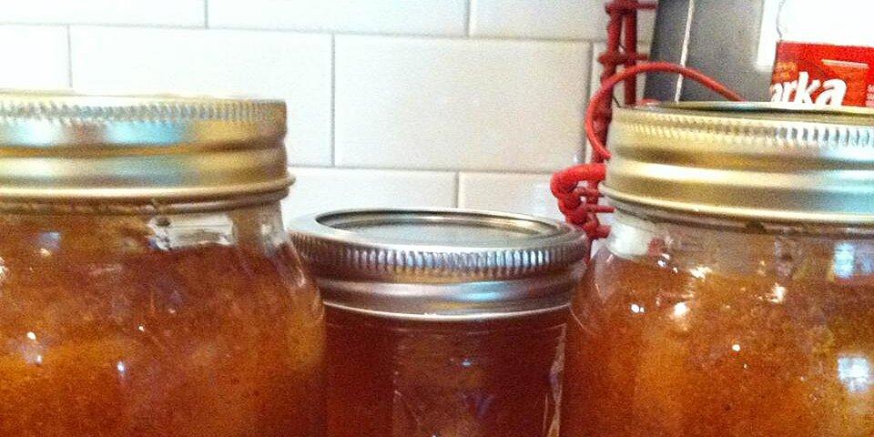 grandmas pear preserves recipe