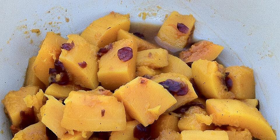 maple glazed butternut squash recipe