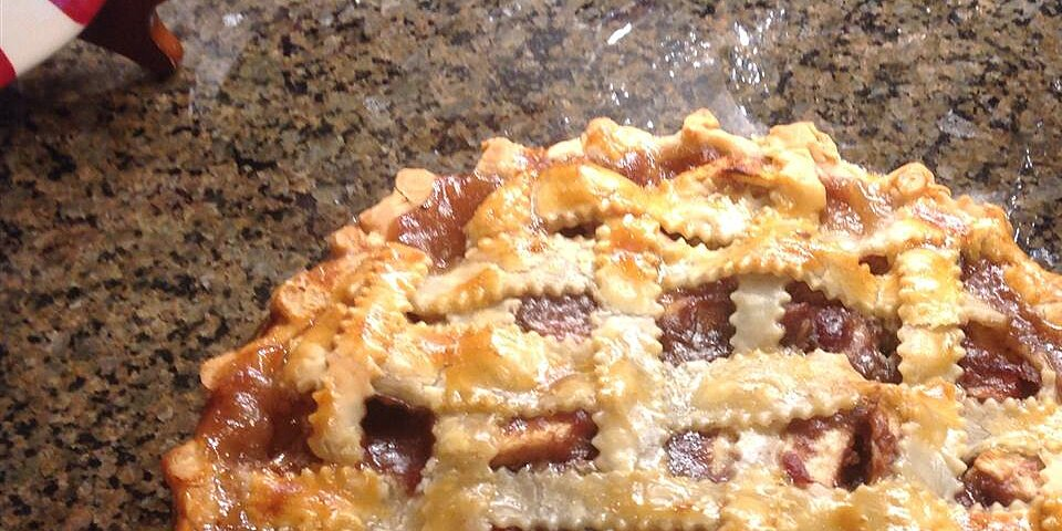 cranberry apple pie ii recipe