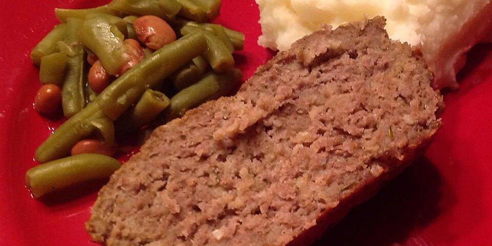 italian meat loaf recipe