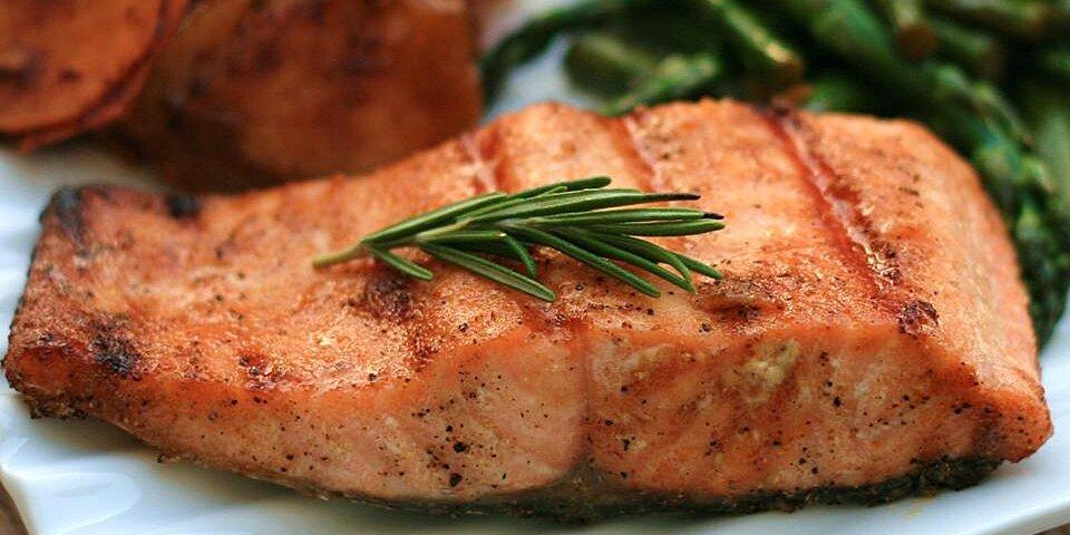 cardamom maple salmon recipe