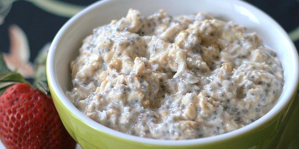 overnight chai oatmeal recipe