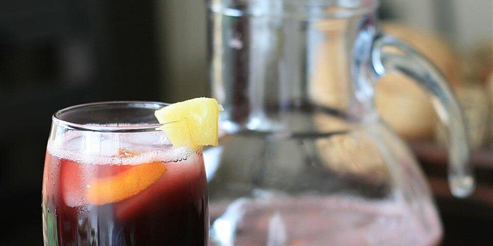 sassy sangria recipe
