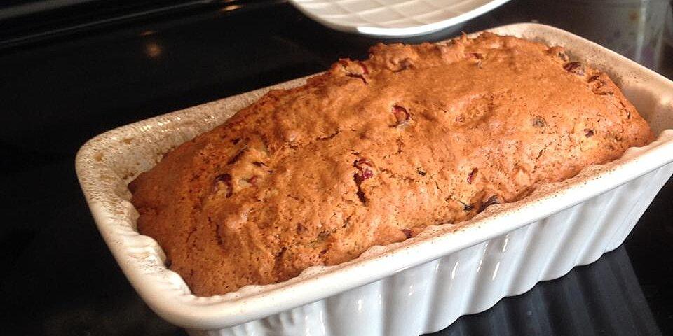 cranberry nut bread ii recipe